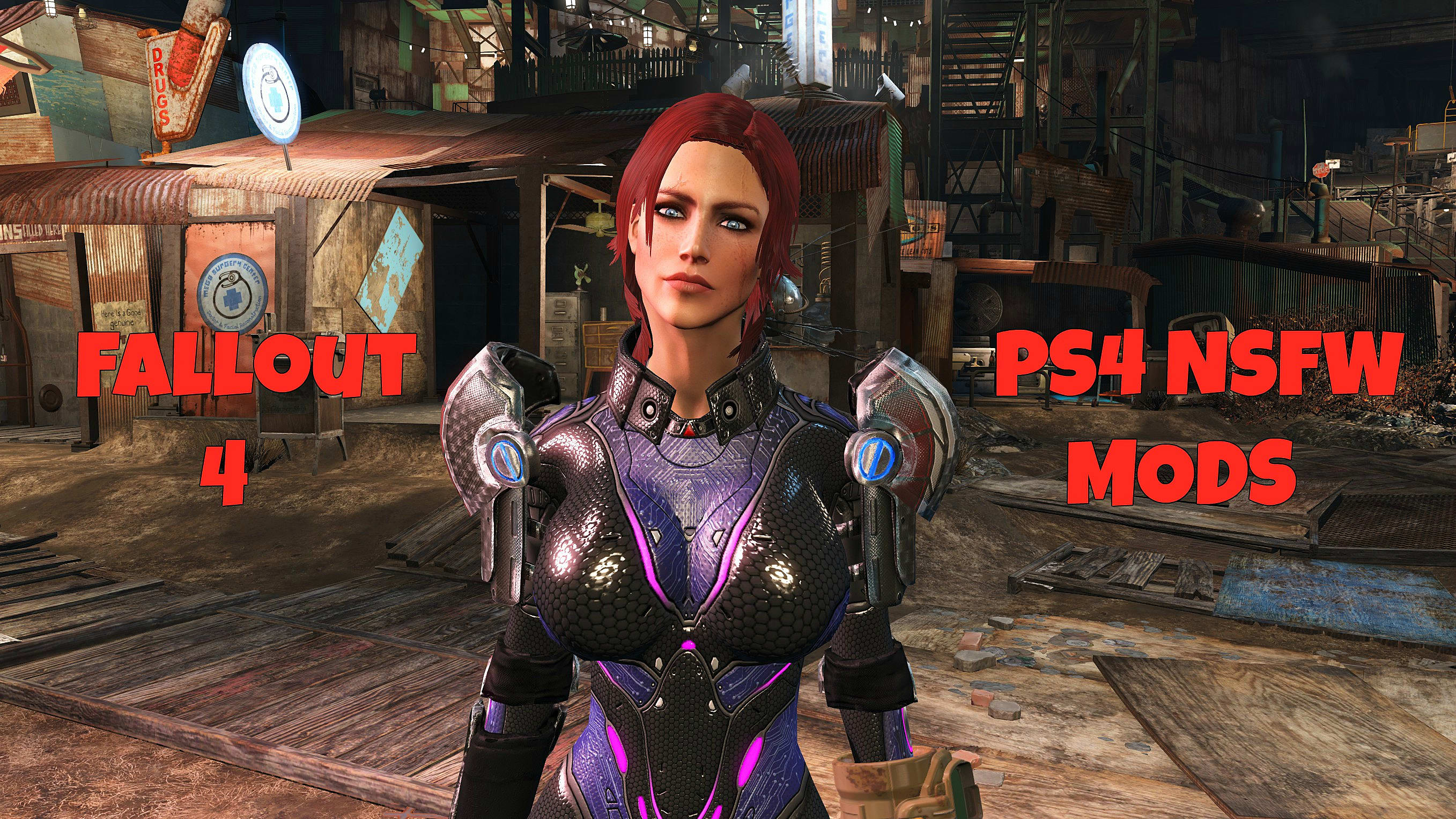 Fallout 3 mature mods
