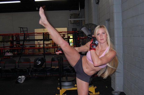 Holm  nackt Holly Former UFC
