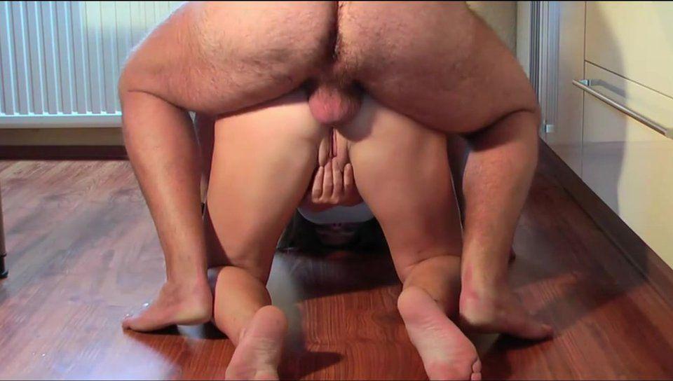Senior anal sex