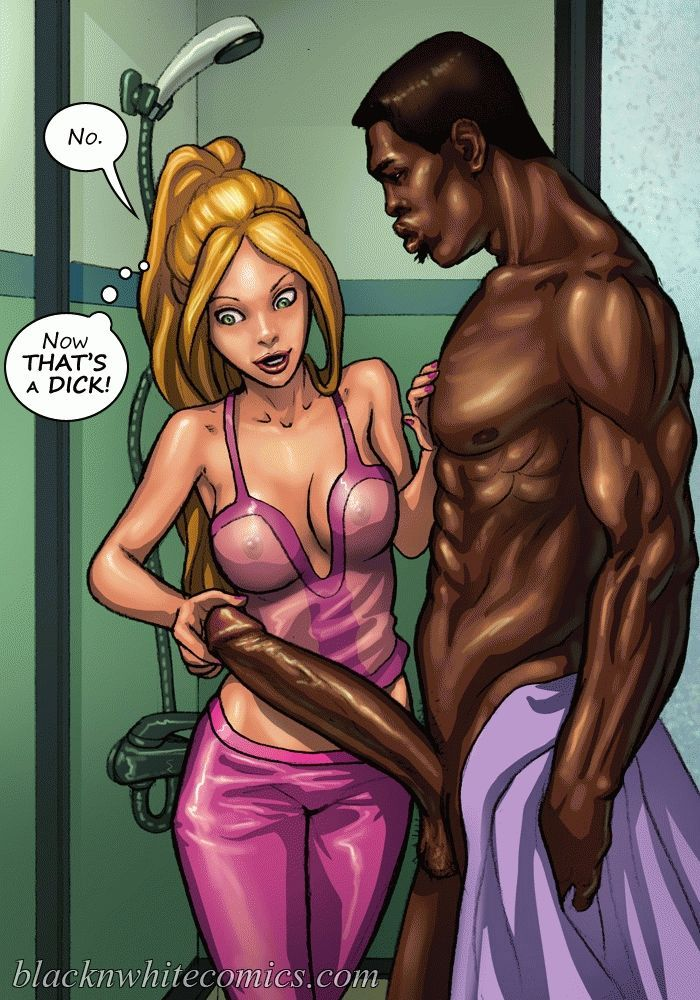 Neptune reccomend Hot interracial cartoon