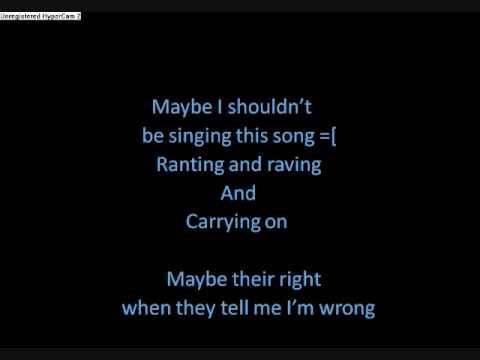 Lyrics leary asshole
