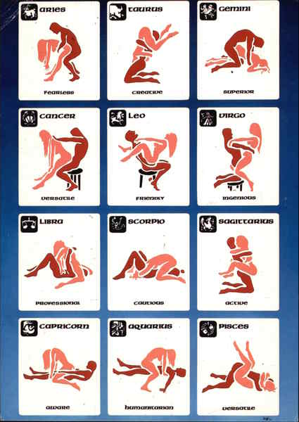 Sex positions pictures and names