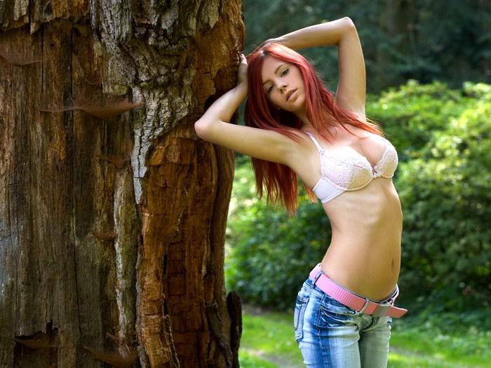 Sexy redhead picutres