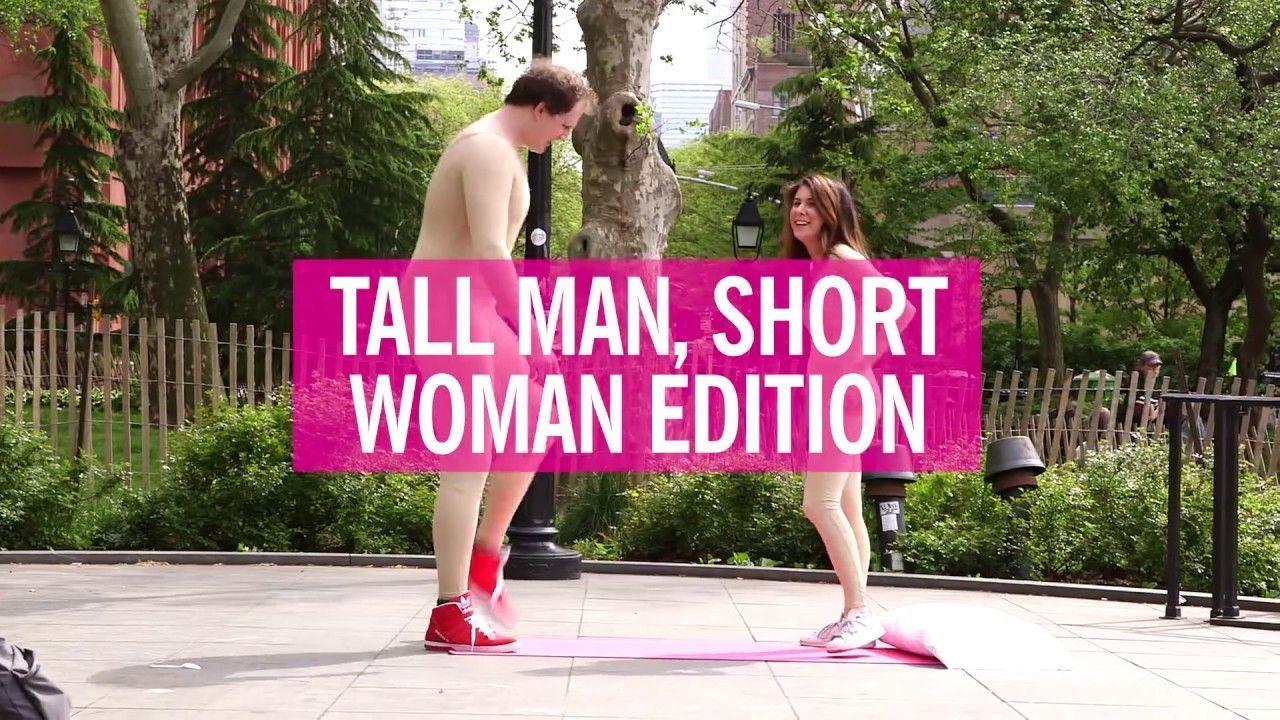 Megalodon reccomend Short wife sex position