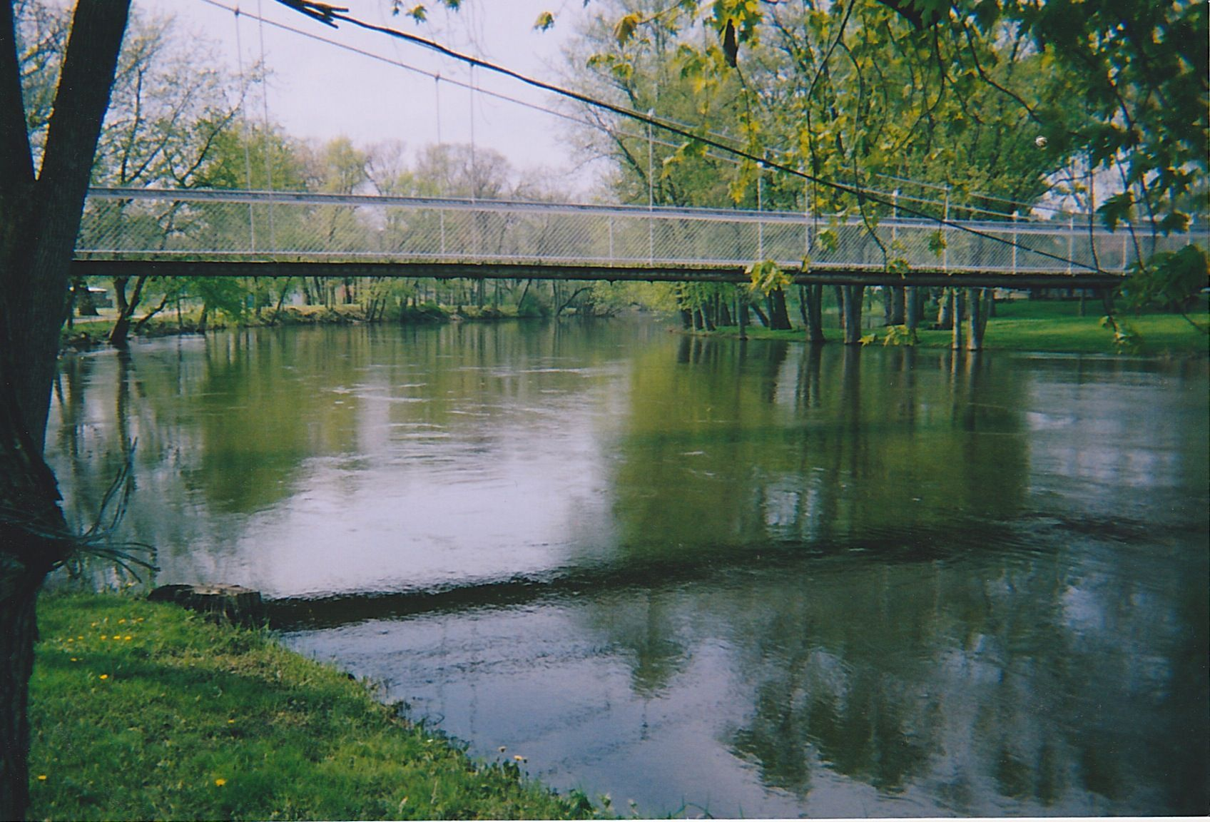 Coma reccomend Swinging bridge winamac