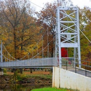 Zorro reccomend Swinging bridge winamac