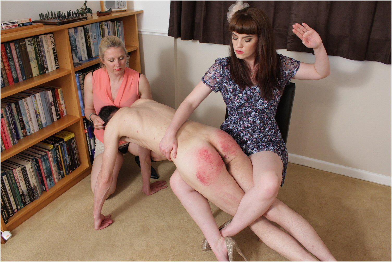 best of Who spank man Women their