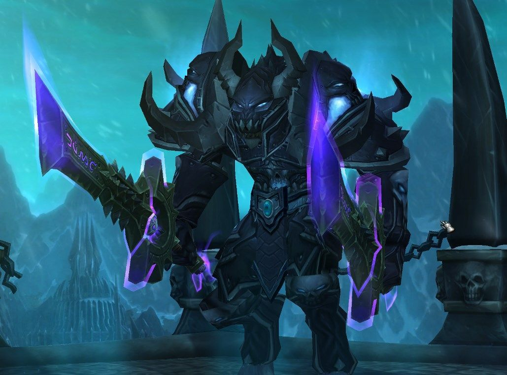 Glitter reccomend Wow death knight fist weapons