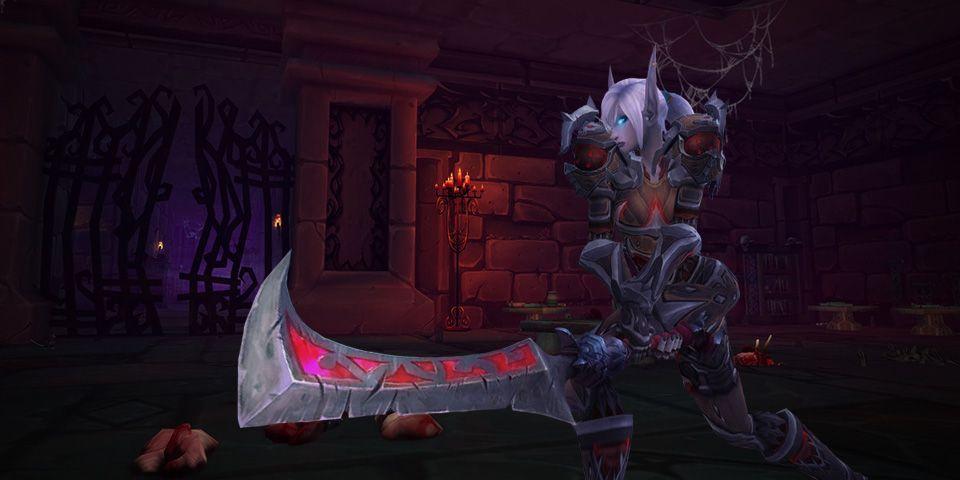 Fendi reccomend Wow death knight fist weapons